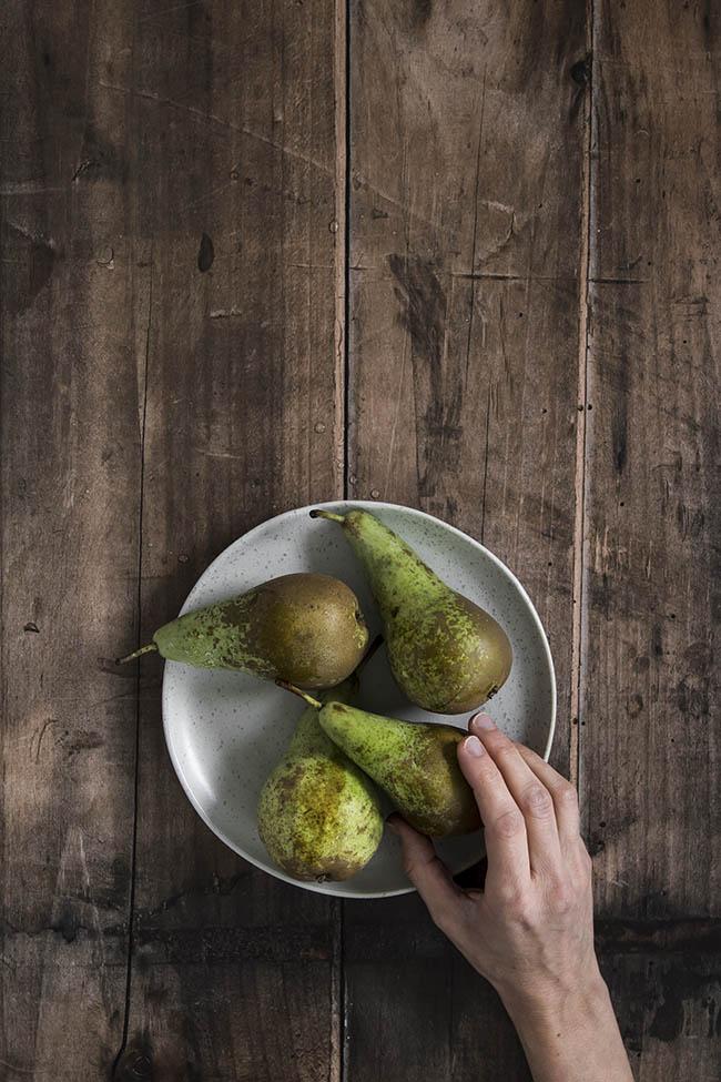 Houten fotografie achtergrond voor food styling en fotografie