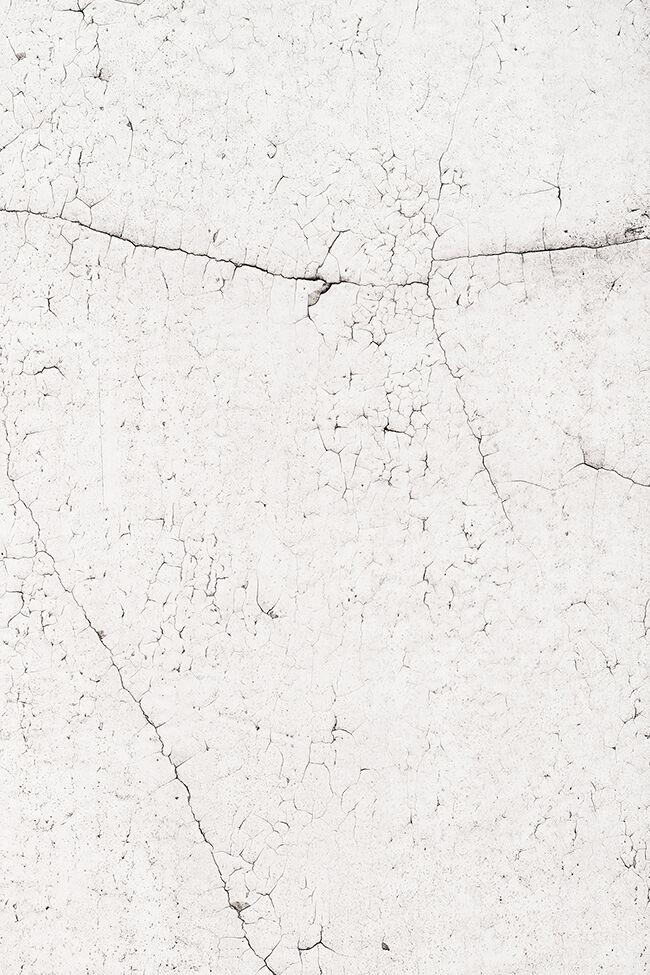 Fotografie achtergrond van vinyl van een afgebladderde muur