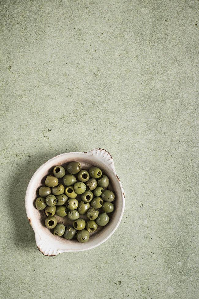 Fotografie achtergrond 'olijf' heeft een mooie groene kleur nuances