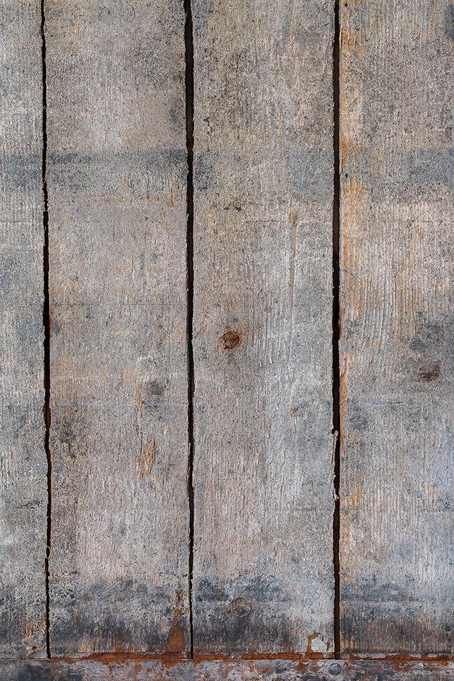 Ruw hout is een vinyl achtergrond met geprinte stoere planken