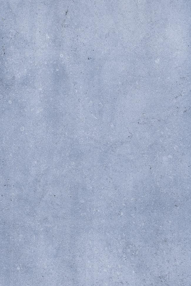 Blauwe fotografie backdrop met subtiele structuur, ontworpen in Nederland