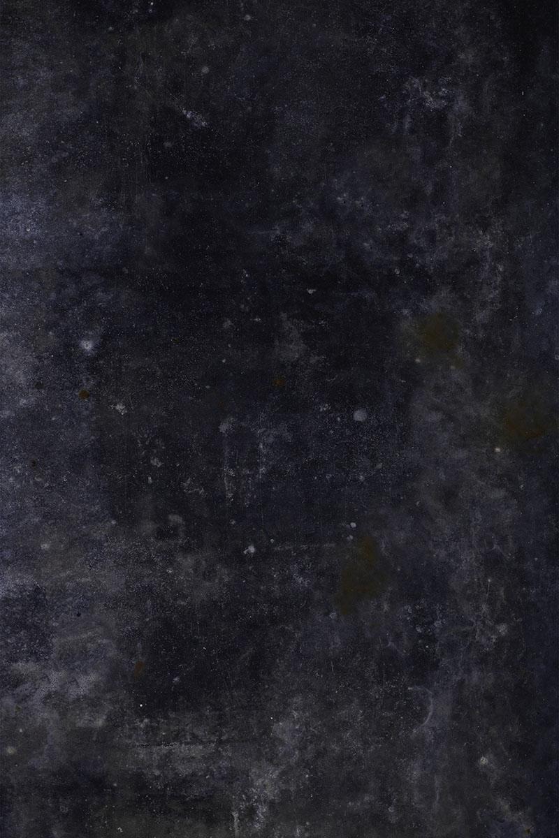 Donkerblauwe fotoachtergrond 'Industrieel' vol met details en structuur
